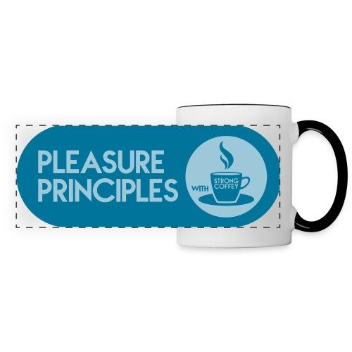 Pleasure Principles Two-Color Mug - Panoramic Mug