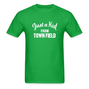 Just a Kid from Town Field - Men's T-Shirt