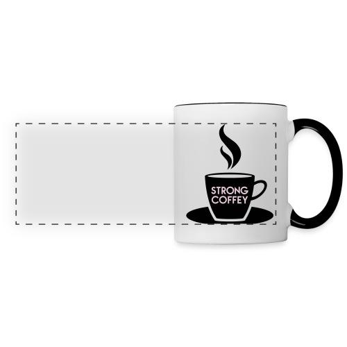 Coffey Cup Two-Color Mug - Panoramic Mug