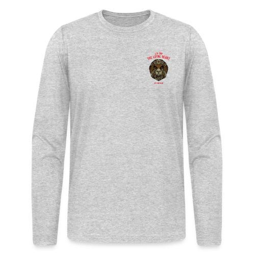 Leo Sun Men's Long Sleeve T-Shirt by Next Level - Men's Long Sleeve T-Shirt by Next Level