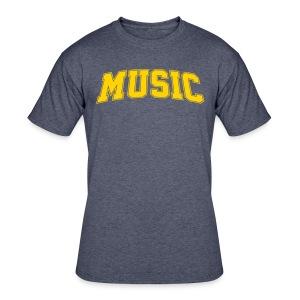 Music Shirt - Men's 50/50 T-Shirt