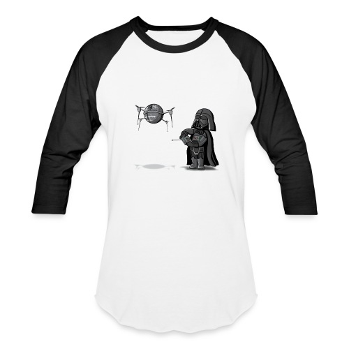 Drone Vader - Baseball T-Shirt