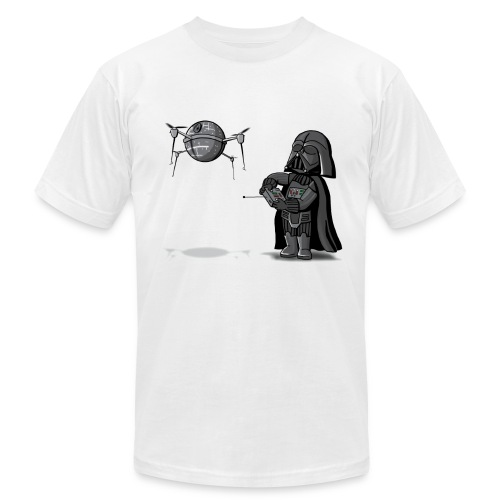 Drone Vader - Men's Fine Jersey T-Shirt