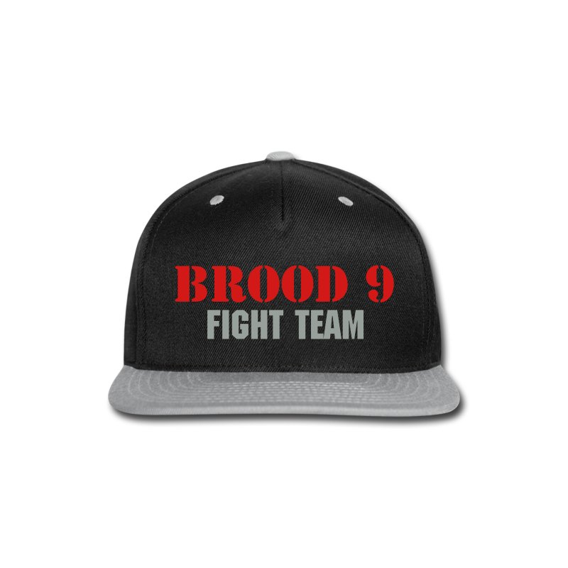B9 Fight Team Hat - Snap-back Baseball Cap