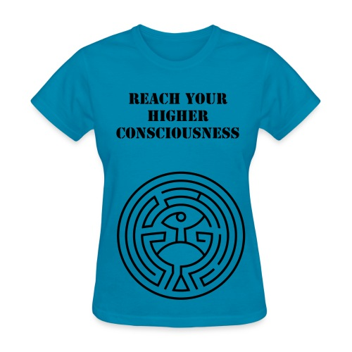 A Higher State Of Consciousness - Women's T-Shirt