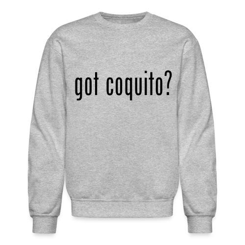 GOT COQUITO? MEN'S Crew Sweater - Crewneck Sweatshirt