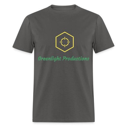 Greenlight- Men's Grey - Men's T-Shirt