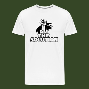 The Solution - Men's Premium T-Shirt