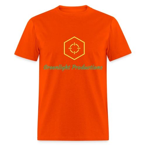 Greenlight- Men's Orange - Men's T-Shirt