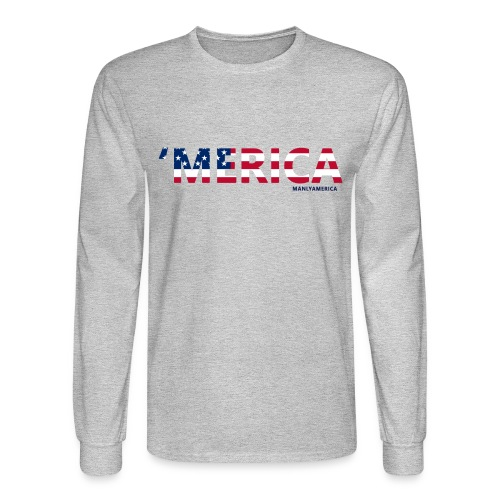 SHIRT FOR GARY - Men's Long Sleeve T-Shirt