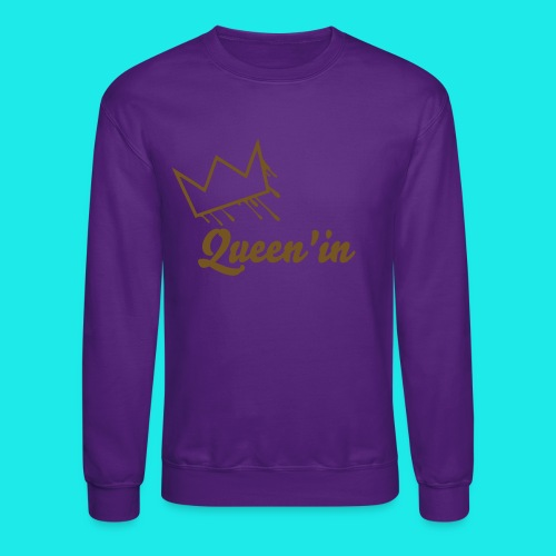 Queen'in sweatshirt - Crewneck Sweatshirt