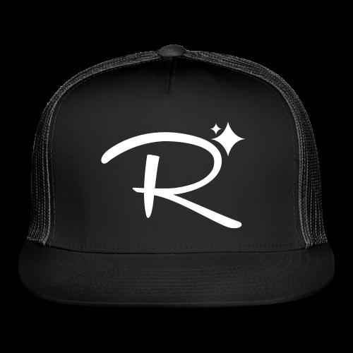 Black Adventure Hat! (Trucker) - Trucker Cap