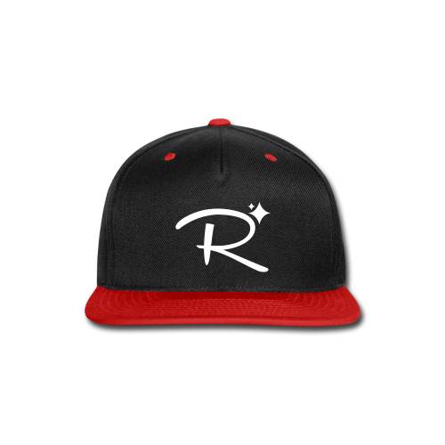Non-Trucker Hat! - Snap-back Baseball Cap