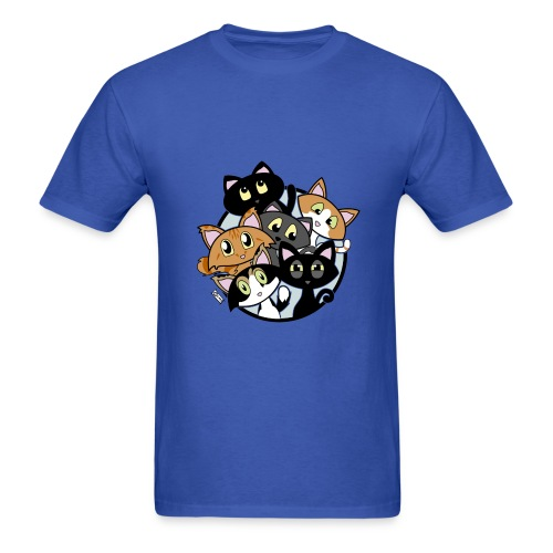 CAT LOVER - Men's T-Shirt