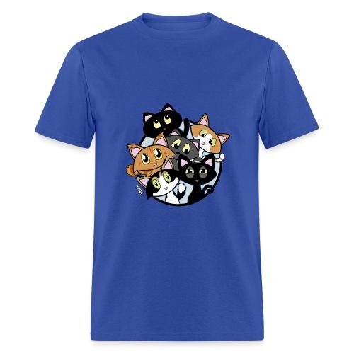 CAT LOVER - Men's T-Shirt