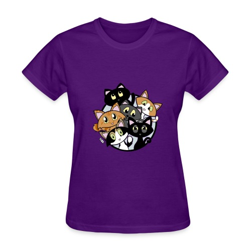 CAT LOVER - Women's T-Shirt