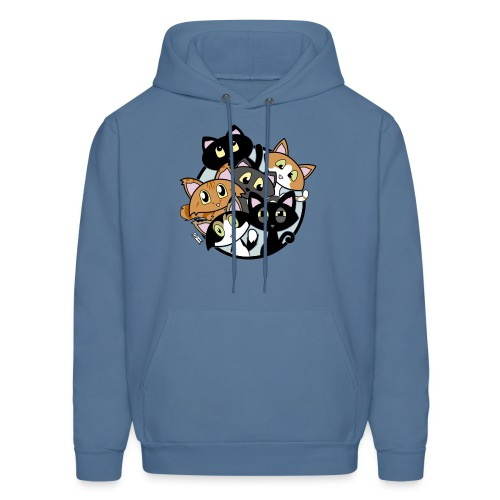 CAT LOVER - Men's Hoodie