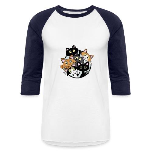 CAT LOVER - Baseball T-Shirt