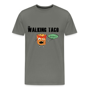 The Walking Taco - Men's Premium T-Shirt
