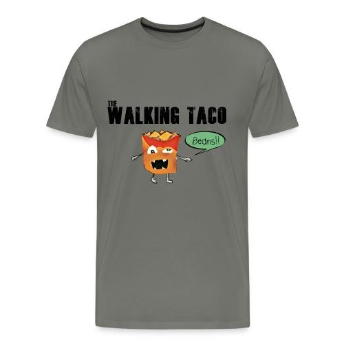 The Walking Taco - Men's Premium T-Shirt