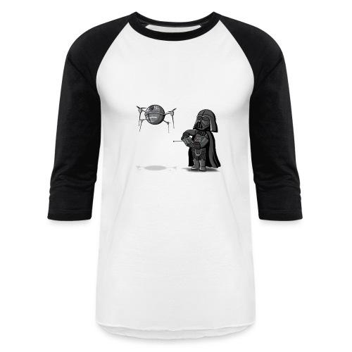 Drone Vader Baseball Shirt - Baseball T-Shirt