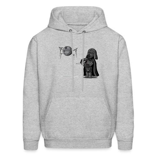 Drone Vader - Men's Hoodie