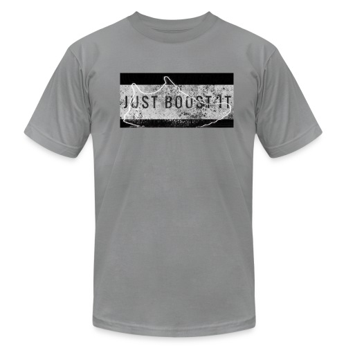 Just Boost It tee shirt - Men's  Jersey T-Shirt
