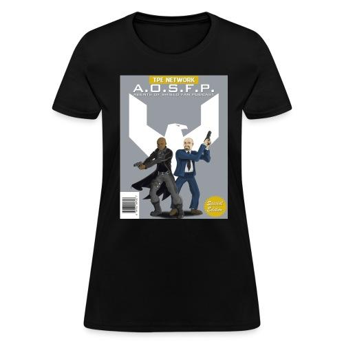 A.O.S.F.P. Womens T-shirt - Women's T-Shirt
