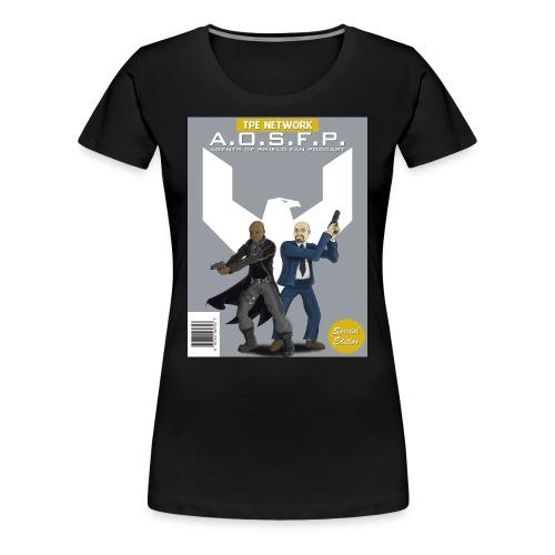A.O.S.F.P. Womens Premium T-shirt - Women's Premium T-Shirt