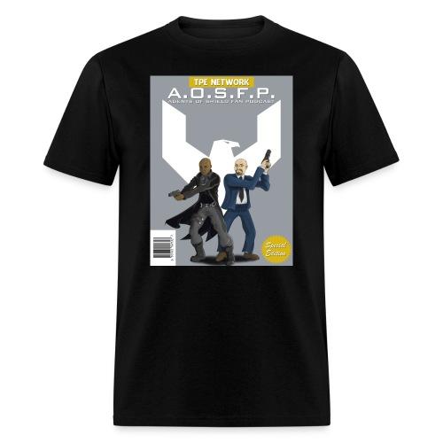 A.O.S.F.P. Mens T-shirt - Men's T-Shirt