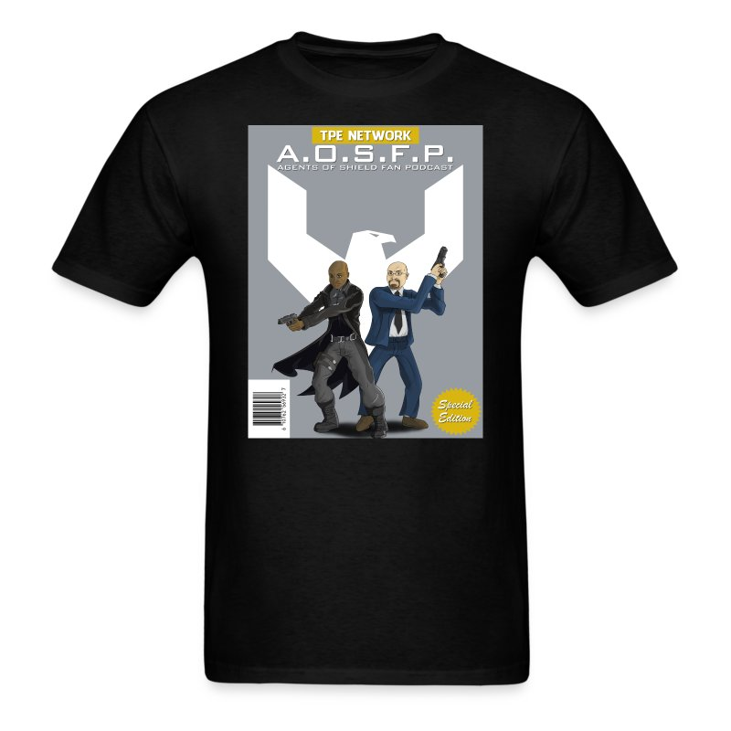 A.O.S.F.P. Mens T-shirt - Men's T-Shirt