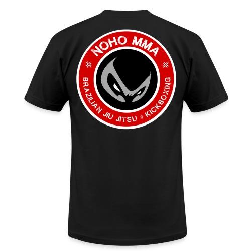 MENS  PREMIUM NoHo MMA School Shirt - Men's Fine Jersey T-Shirt