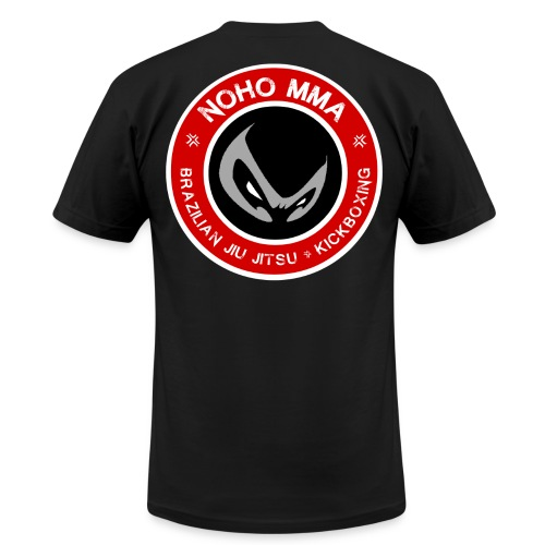 MENS  PREMIUM NoHo MMA School Shirt - Men's  Jersey T-Shirt