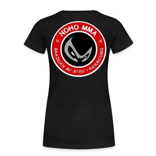 BUDGY Version Womens NoHo MMA Shirt - Women's Premium T-Shirt