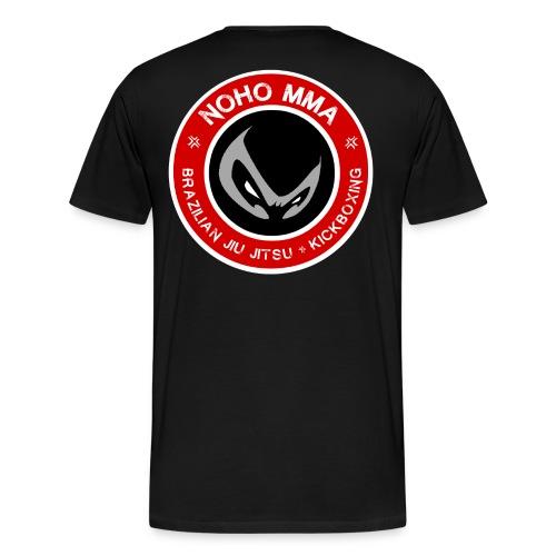 BUDGY version Mens NoHo MMA Shirt - Men's Premium T-Shirt