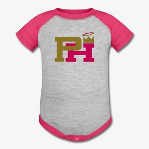 PH FOREVER BABY ROMPER  - Baby Contrast One Piece
