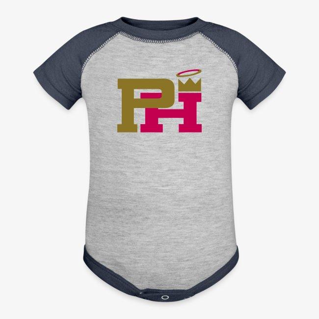 PH FOREVER BABY ROMPER