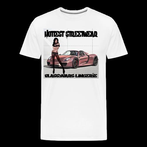 Digital T - Men's Premium T-Shirt
