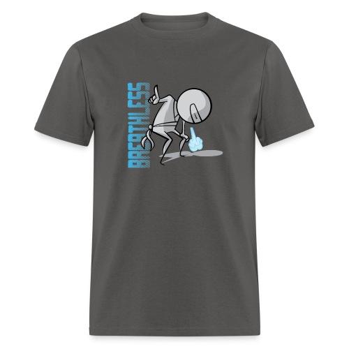 Breathless Men - Men's T-Shirt