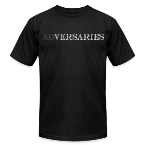 Adversaries (Mas) - Men's T-Shirt by American Apparel