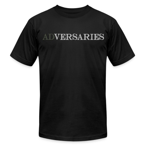 Adversaries (Mas) - Men's Fine Jersey T-Shirt