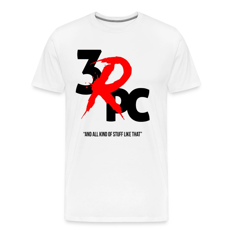 3rpc - Men's Premium T-Shirt