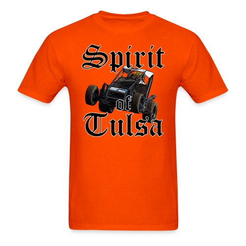 Spirit of Tulsa - Men's T-Shirt