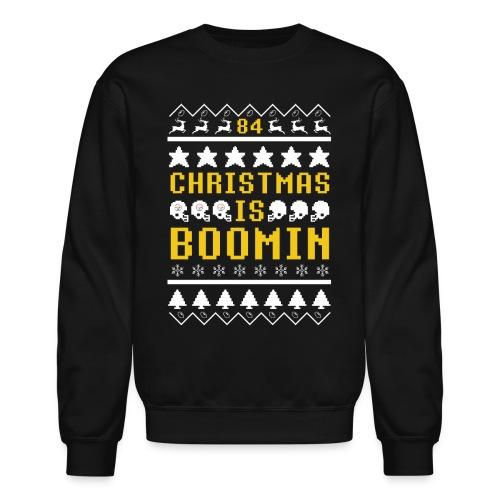 Antonio Brown: Christmas Sweater - Crewneck Sweatshirt