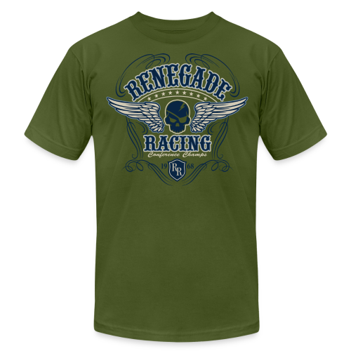 Renegade Racing - Men's Fine Jersey T-Shirt