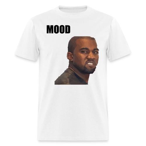 MOOD Kanye West - Men's T-Shirt