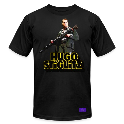 Hugo Stiglitz is a basterd - Men's  Jersey T-Shirt