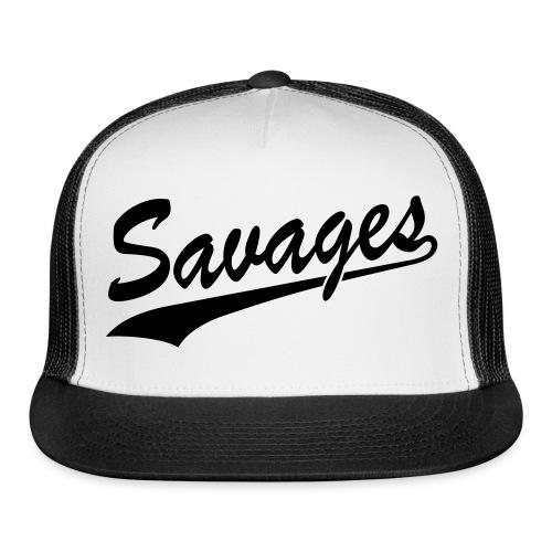 Savages Hat - Trucker Cap