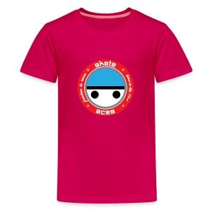 Skate Safe Girl - Kids' Premium T-Shirt