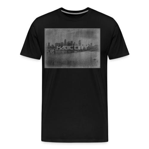 MAGIC CIITY T-SHIRT - Men's Premium T-Shirt